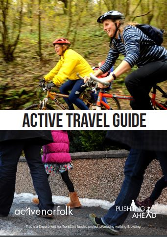 active travel guide
