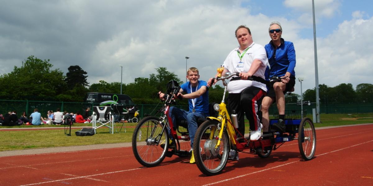 inclusive cycling hub club